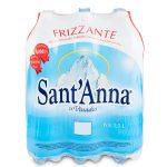 Acqua Sant'Anna gasata 1,5Lx6
