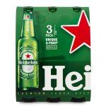 Birra Heineken 3x33cl