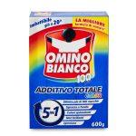 Detersivo color più 600g Omino Bianco