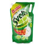 Detergente piatti Eco-ricarica al limone verde 2L Svelto