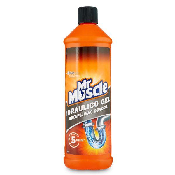 Idraulico gel 5 in 1 1L Mr Muscolo