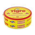 Spicchi formaggio fuso pastorizzato duo emmentalerSvizzero 12 pezzi 280g Tigre