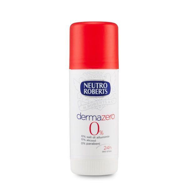 Deodorante stick dermazero 40g Neutro Roberts