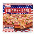 Pizza Big Americans Supreme 450g Cameo
