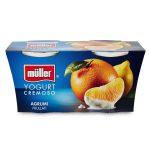 Yogurt agrumi frullati 2x125g Muller