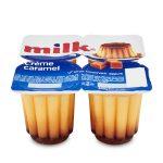 Crème Caramel 4x100g Milk
