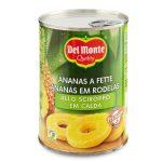 Ananas a fette allo sciroppo 350g Del Monte