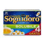 Camomilla solubile 20 bustine 100g Sogni d'Oro