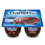 Danette crema al cioccolato 4x125g Danone