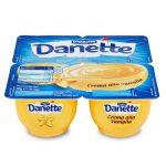 Danette crema alla vaniglia 4x125g Danone