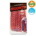 Salame Negronetto affettato senza glutine 75g Negroni