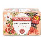 Tisana antiossidante 15 filtri + 3 omaggio Pompadour