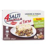 Lasagne ai Funghi vegetariane al forno 600g Findus