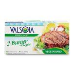 Burger vegetale 2 pezzi 150g Valsoia