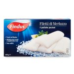 Filetti di merluzzo 400g Findus