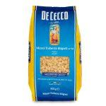 Pastina di semola di grano duro mezzi tubetti rigati 500g De Cecco
