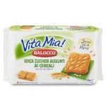 Frollini ai cereali senza zuccheri aggiunti 330g Vita Mia Balocco
