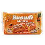Buondì gusto albicocca 258g 6 pezzi Motta
