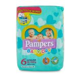 Pannolini Pampers Baby Dry extralarge taglia 15-30kg 15pezzi