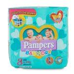 Pannolini Pampers Baby Dry Midi taglia 4-9kg 20 pezzi