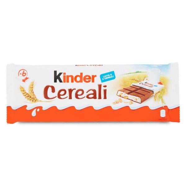 Kinder cereali t6 141g
