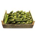 Zucchine a cassa