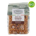 Pasta cellentani integrali BIO 500g Sgambaro