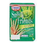 Sticks salati snack friends 100g Cameo