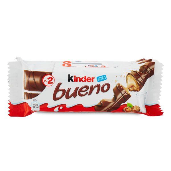 kinder bueno 3pezzi 129g Ferrero