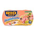 Insalatissime delizia di mais,tonno, piselli, carote e olive 2x160g Rio Mare