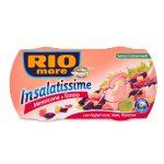 Insalatissime messicana e tonno con fagioli rossi, mais e peperoni 2x160g Rio Mare