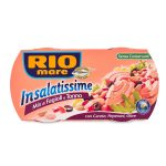 Insalatissime mix di fagioli e tonno, con carote, peperoni e olive 2x160g Rio Mare