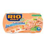 Insalatissime orzo, farro e tonno  con carote, peperoni e mais 2x160g Rio Mare