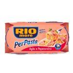 Per pasta tonno, aglio, peperoncino e prezzemolo 2x160g Rio Mare