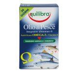 Olio di pesce 1000 60 compresse 78g Equilibra