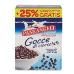 Gocce di cioccolato fondente Paneangeli 125g