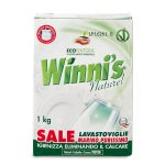 Sale marino purissimo per lavastoviglie 1Kg Winni's