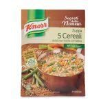 Zuppa ai cinque cereali 110g Knorr