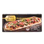Pizza alla pala rucola e pomodorini ciliegino 225g Svila