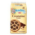 Crostatine cacao 10 pezzi 400g Mulino Bianco Barilla