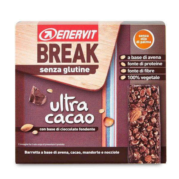 Break barretta ultra cacao 3x33g Enervit