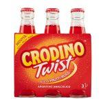 Crodino Twist Frutti Rossi 3x17,5cl