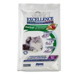Croccantini Lechat excellence per gatto hairball 400g Monge