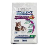 Croccantini Lechat excellence per gatto indoor 400g Monge