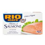 Filetto di salmone naturale 150g Rio Mare