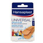 Cerotti universali resistenti all'acqua 20 pezzi Hansaplast