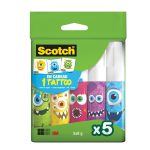 Colla stick Monster 8gx5pz Scotch