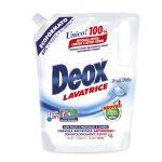 Detersivo lavatrice classico 18 lavaggi 990ml Deox
