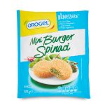 Mini burger spinaci 320g Orogel