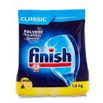 Detersivo per lavastoviglie in polvere con ossigeno attivo al profumo di Limone 1,6Kg Finish